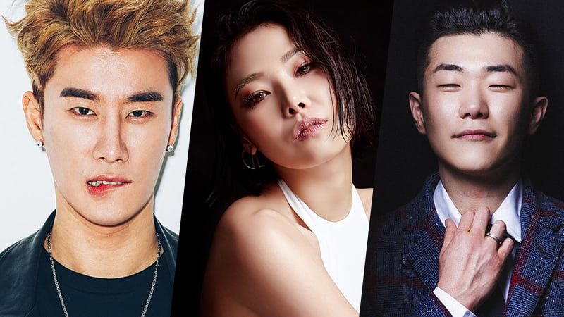 "San E, Cheetah, Hangzoo, And More Confirmed As Mentors For ""High School Rapper 2"""