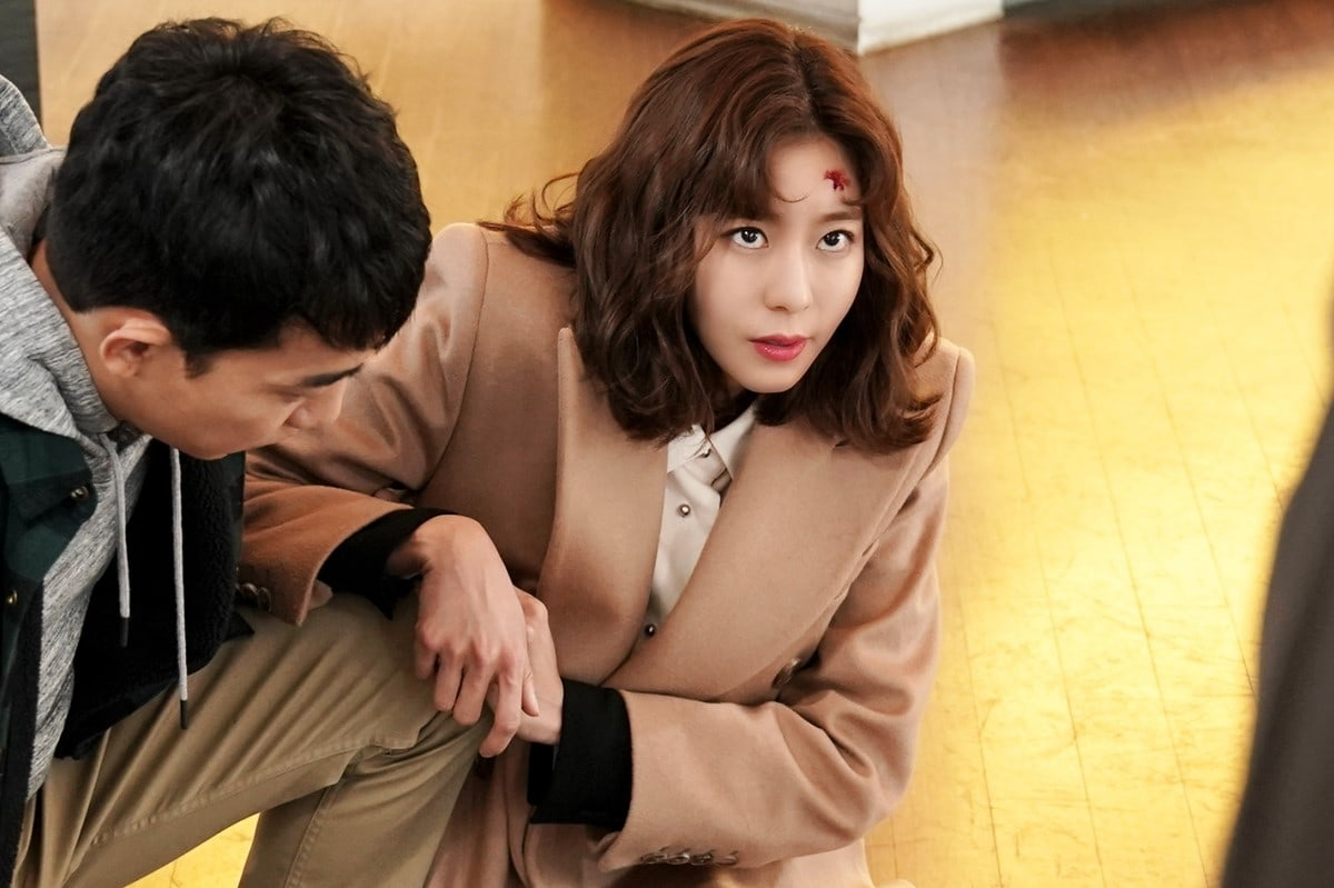 "Uee Kneels Down And Begs For Mercy In ""My Husband Oh Jak Doo"""