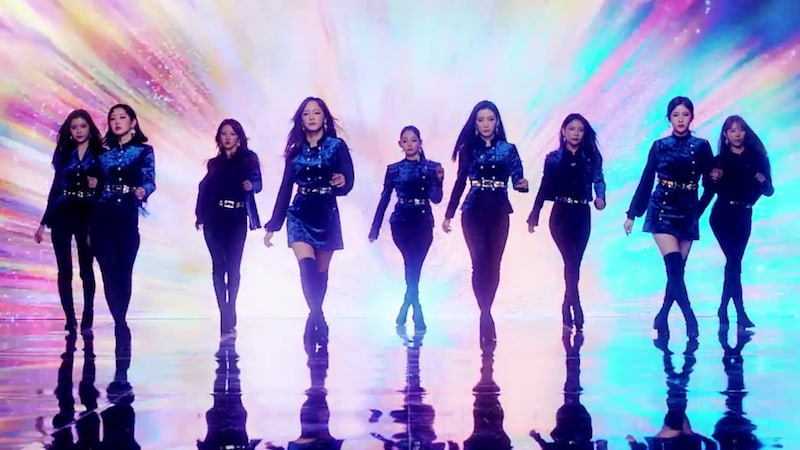 "Update: gugudan Unveils ""The Boots"" MV Teaser For Upcoming Comeback"