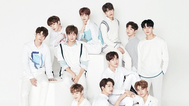 wanna one s agency responds to reports of slight contract extension