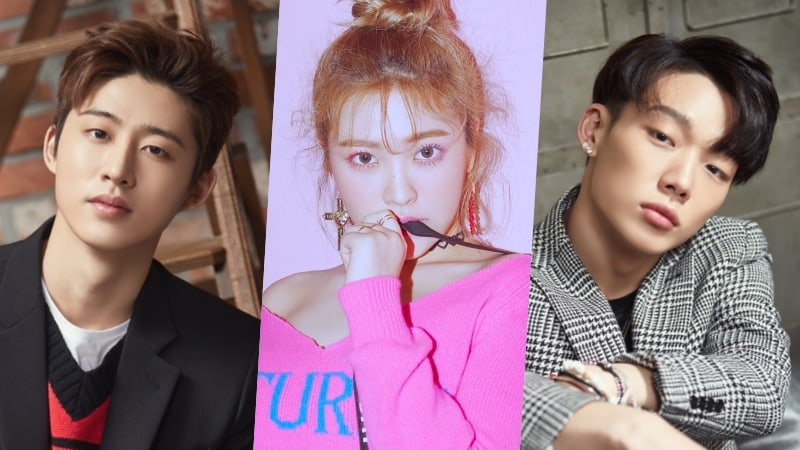 """iKON's B.I And Bobby + Red Velvet's Yeri To Be Special MCs For """"Music Core"""" This Week"""