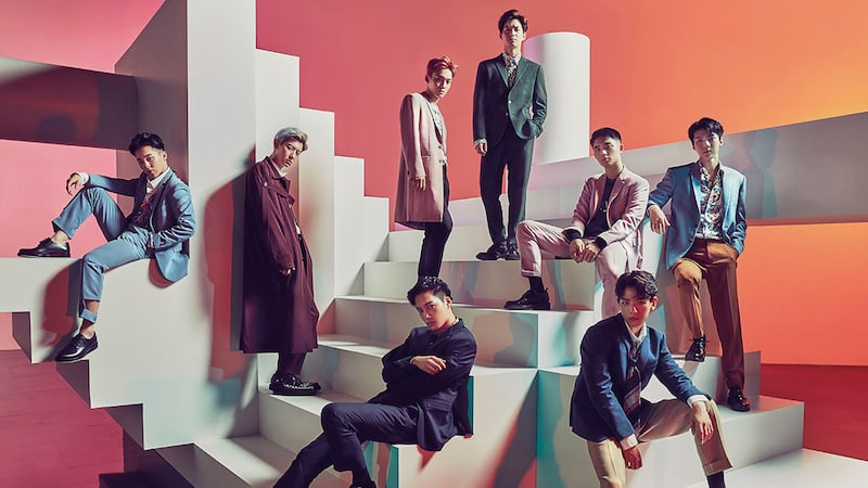 "EXO Takes No. 1 On Oricon's Daily Album Chart With ""Countdown"""