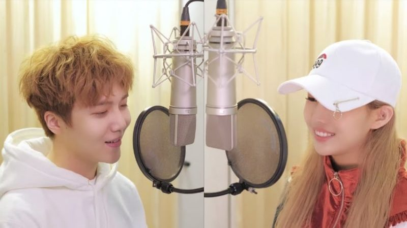 """Watch: PENTAGON's Jinho Collaborates With Jeon Soyeon For Cover Of Bruno Mars's """"Finesse"""""""
