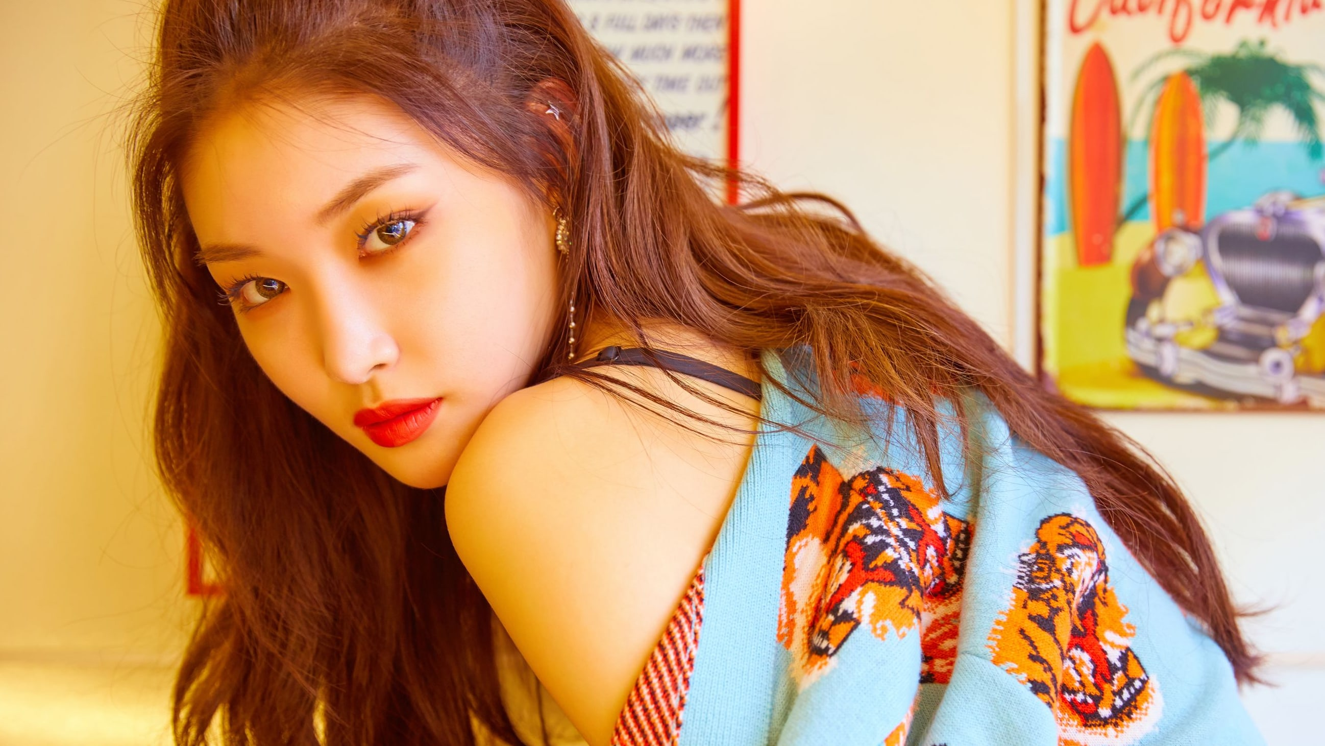 Chungha Reveals Shes Never Had An Official Boyfriend