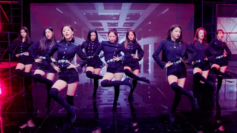 "Watch: gugudan Puts On ""The Boots"" For New Comeback MV"