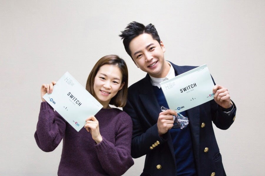 Jang Geun Suk, Han Ye Ri, And More Gather For First Script Reading Of Upcoming Drama
