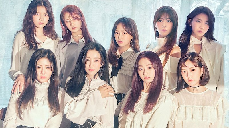 gugudan Shares That Getting Their 1st Music Show Win Is Their Main Goal For 2018