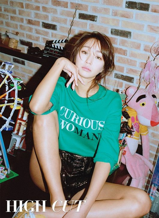 "Hyorin (Sistar) >> Single ""HYOLYN SET UP TIME #1 (To Do List)"" - Página 9 Hyorin"