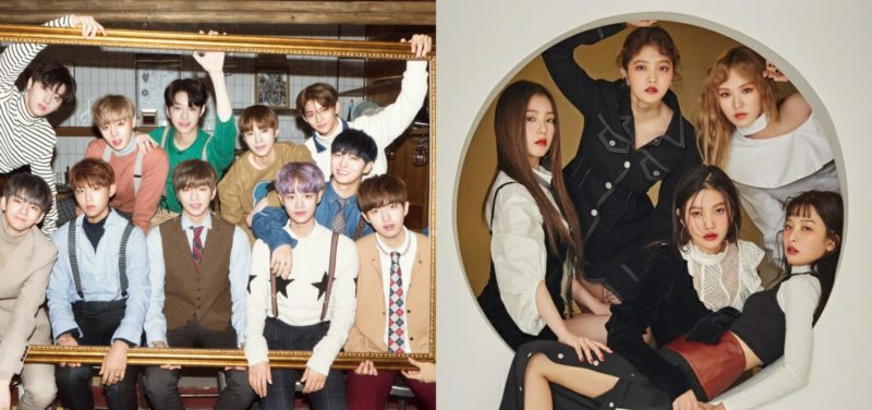 2nd Korea Entertainment Producer's Association Awards Names Red Velvet And Wanna One Artists Of The Year