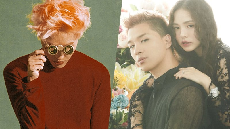 Zion.T To Sing At Taeyang And Min Hyo Rin's Wedding