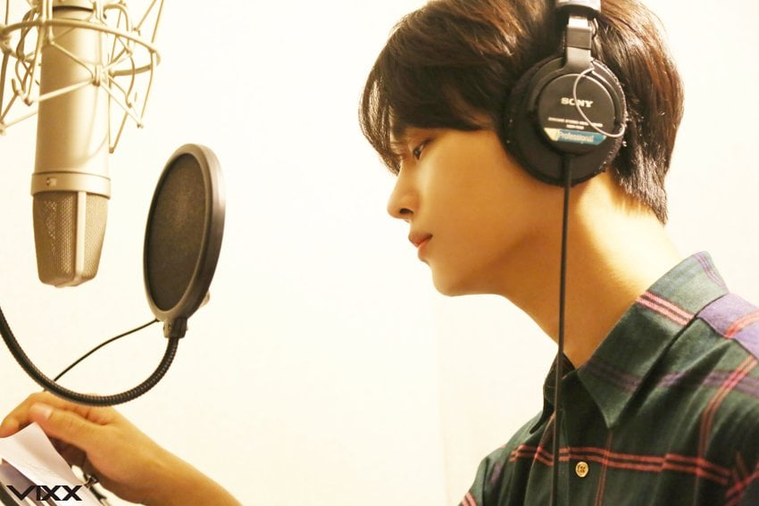 """Watch: VIXX's N Shares Words Of Comfort With Charity Project Track """"Cactus"""""""