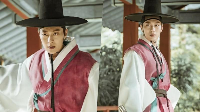 """Highlight's Yoon Doojoon Is Charismatic Behind The Scenes Of """"Radio Romance"""""""