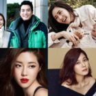 Korean Actresses Who Are Expecting Their First Child This Year