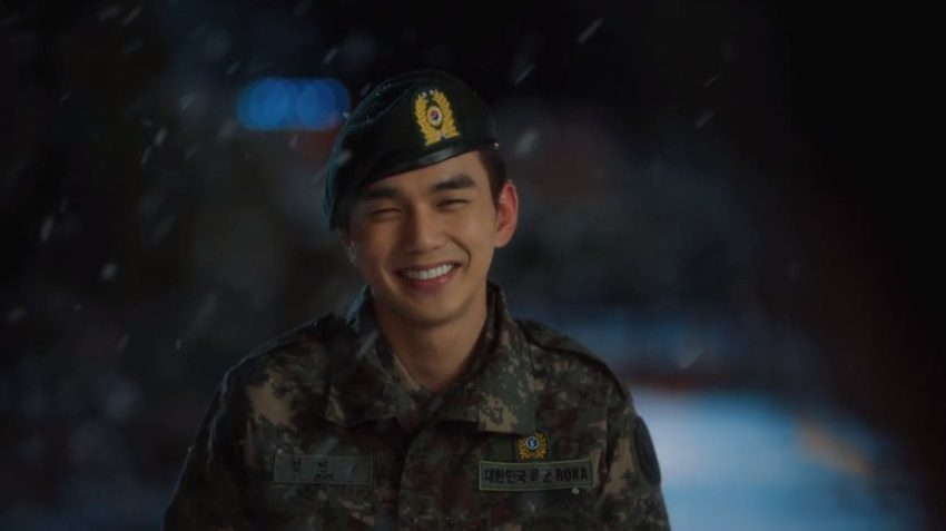 """Yoo Seung Ho Talks About Wearing A Military Uniform For """"I'm Not A Robot"""""""