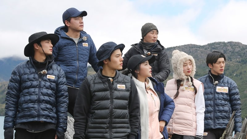 [Vietsub] Law of the Jungle Tập 303