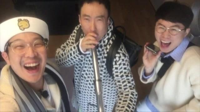 "Park Myung Soo, HaHa, And Yang Se Hyung Raid Jo Se Ho's House For ""Infinite Challenge"""
