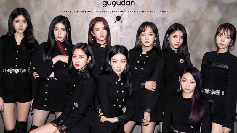 "gugudan Responds To Being Called The ""Kim Sejeong Group"""
