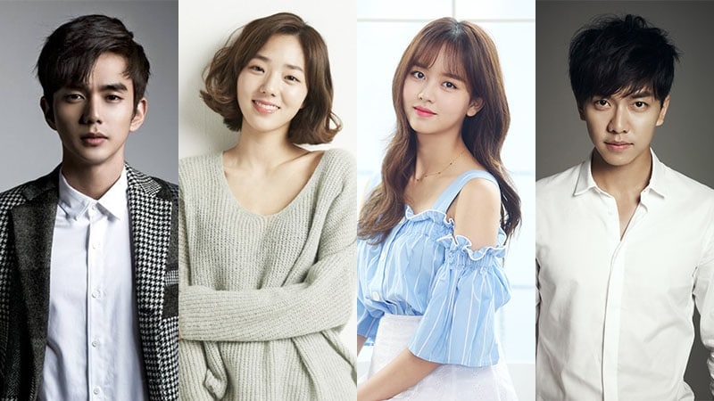 The Top K-Drama Stars On International Fans' Radar For