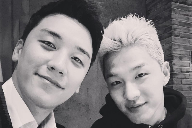 BIGBANG's Seungri Reveals Why Taeyang Wanted Him To Sing At His Wedding