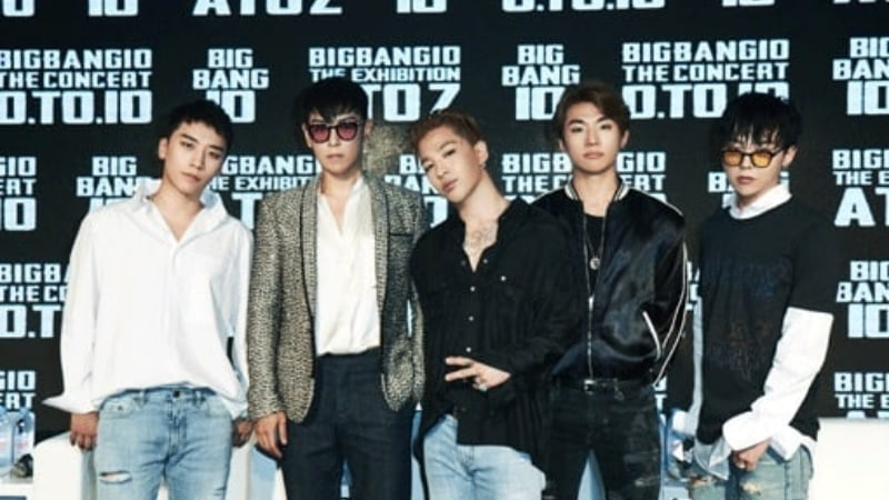 Seungri Comments On BIGBANG Members' Love Lives