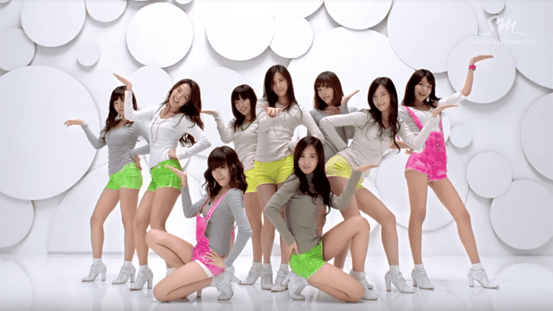 """Girls' Generation's """"Gee"""" Becomes Their 2nd MV To Reach 200 Million Views"""