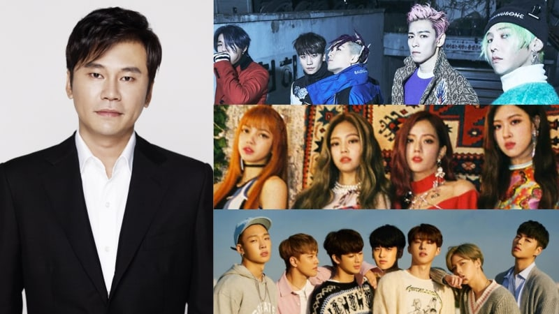 Yang Hyun Suk Says YG Will Take Legal Action Against Malicious Commenters
