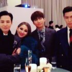 CL Shares Photos Taken At Taeyang And Min Hyo Rin's Wedding