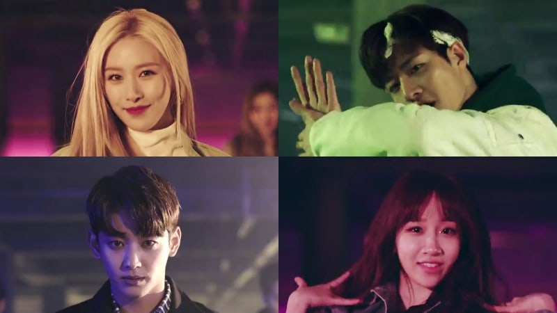 """Watch: """"The Unit"""" Teases Choreography For Final Mission Tracks"""