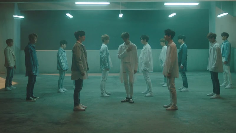 """Watch: SEVENTEEN Says """"Thanks"""" In MV For New Title Track"""