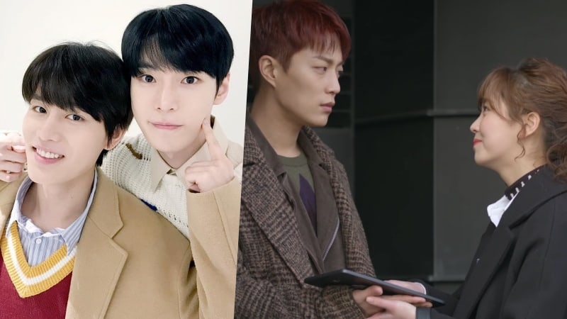 """Watch: """"Radio Romance"""" Releases MV For OST By NCT U's Taeil And Doyoung"""