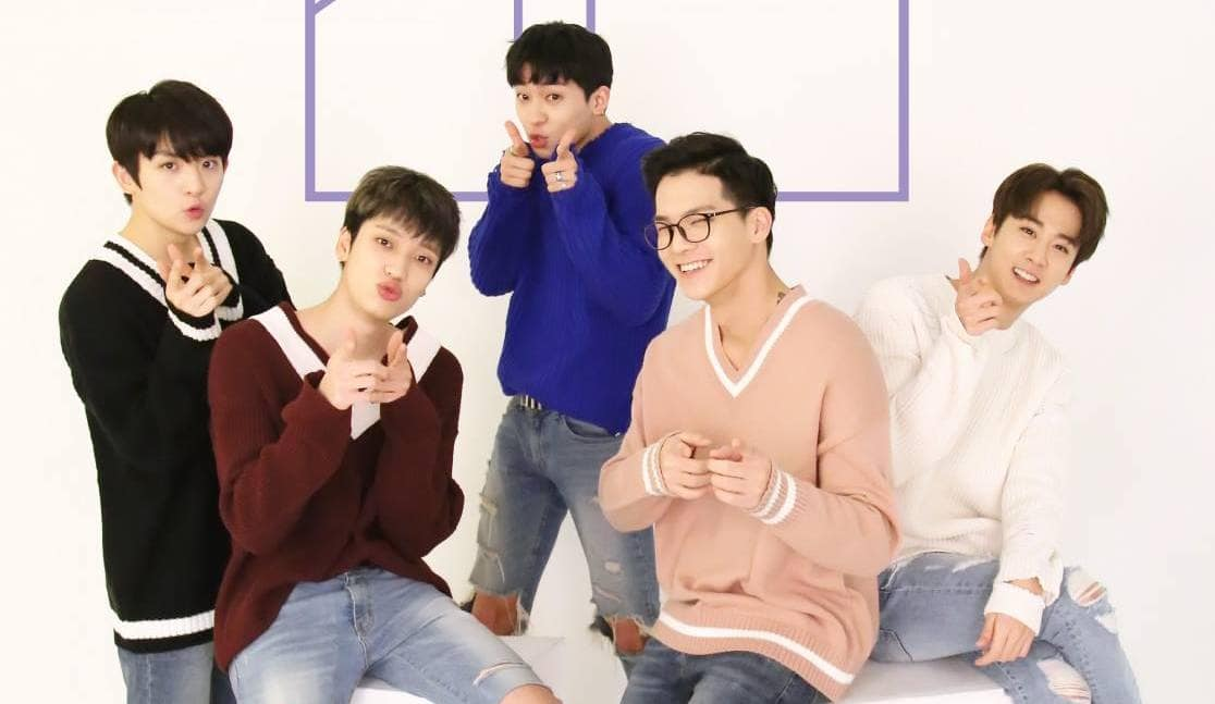 Teen Top To Perform New Song From Planned 2018 Album At Upcoming Fan Meeting