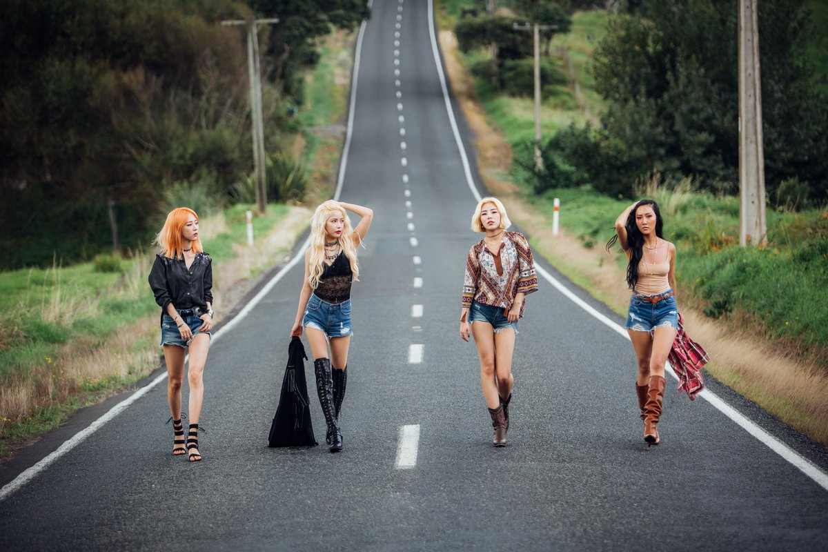 "MAMAMOO Drops Group Teaser For Comeback With ""Yellow Flower"""