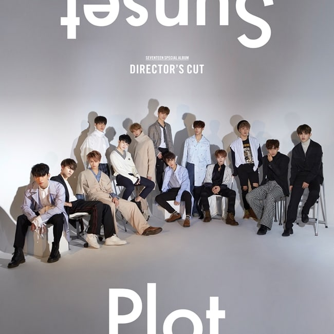 SEVENTEEN Takes Over International iTunes Charts