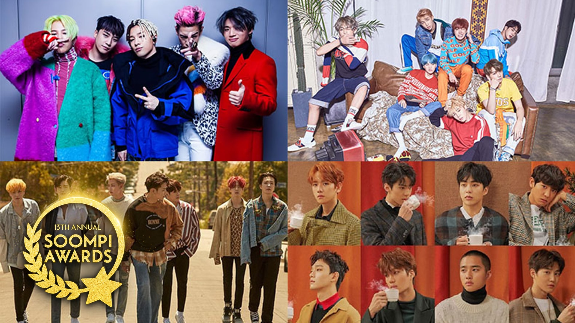 Most Memorable Male Idol Group Moments In 2017