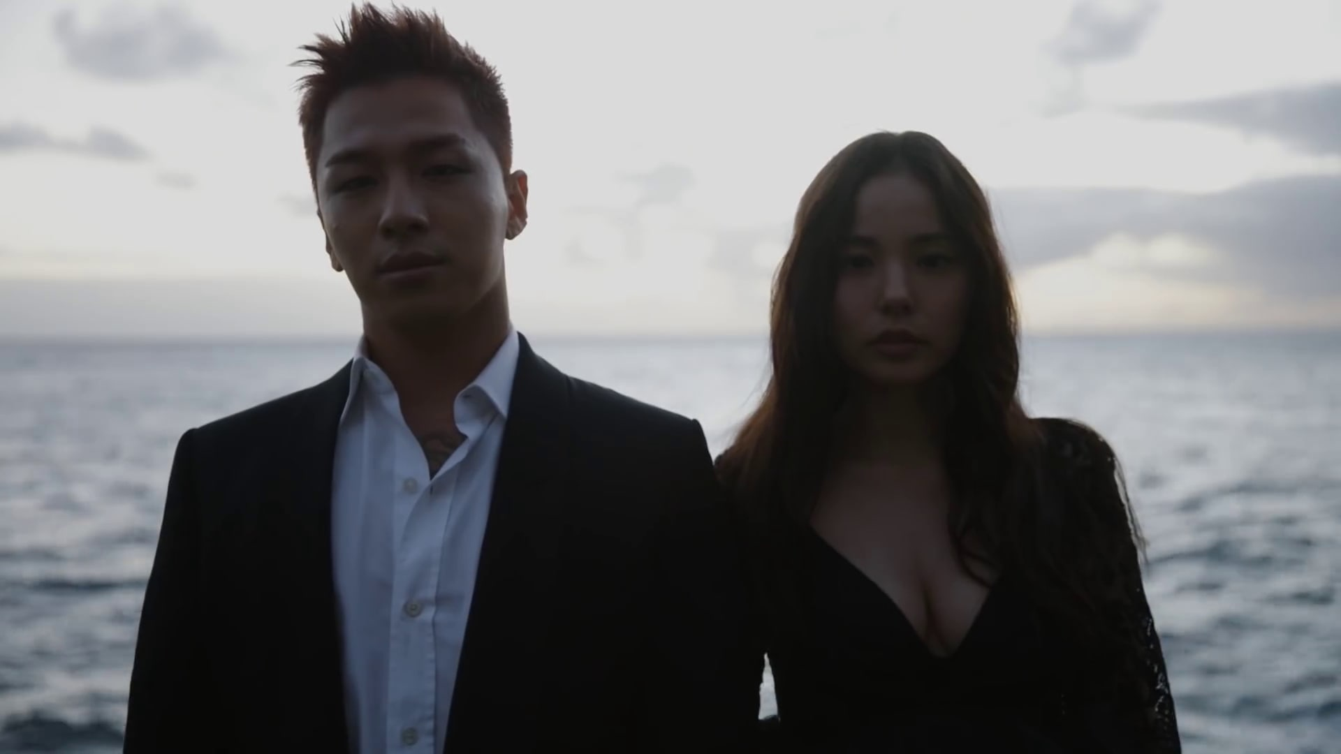 Watch: Taeyang And Min Hyo Rin Stun In Video For Couple Photoshoot