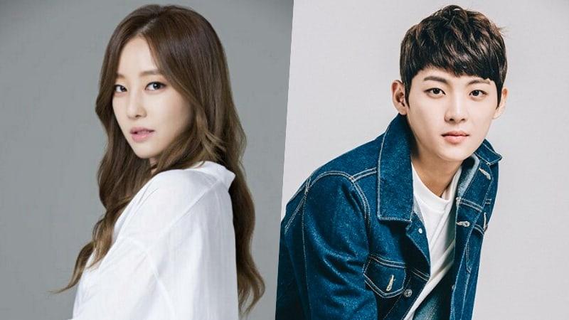 "Former Rainbow Member Go Na Eun Joins Kim Tae Min From ""Produce 101 Season 2"" In Horror Film"