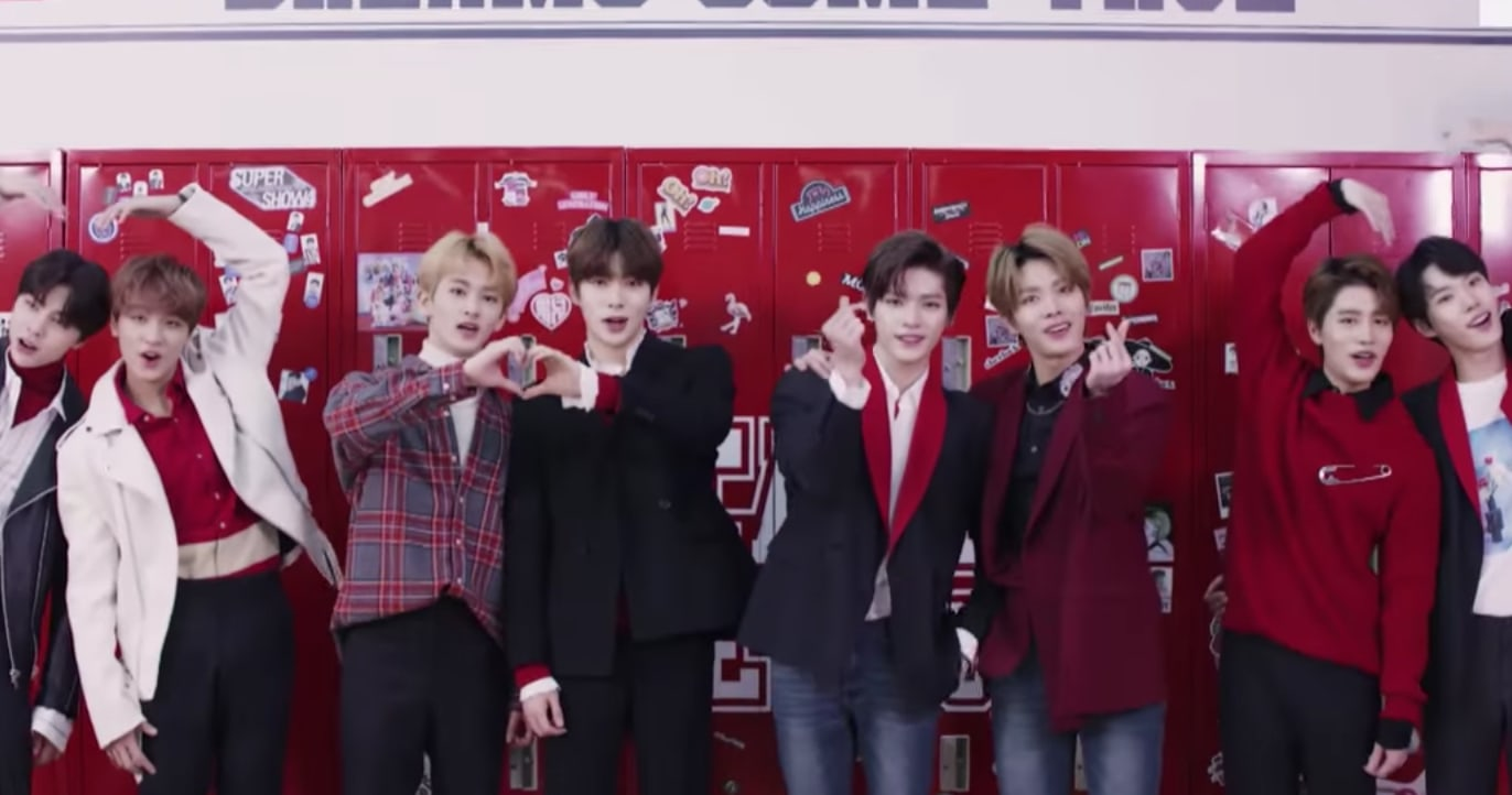 """Watch: NCT Gets Ready To Party """"Tonight"""" In MV For 2018 PyeongChang Olympics"""