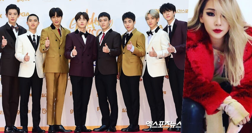 EXO And CL To Perform At Closing Ceremony Of 2018 PyeongChang Winter Olympics