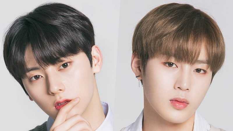 Wanna One's Hwang Min Hyun And Ha Sung Woon Reveal Comical Story From Living Together