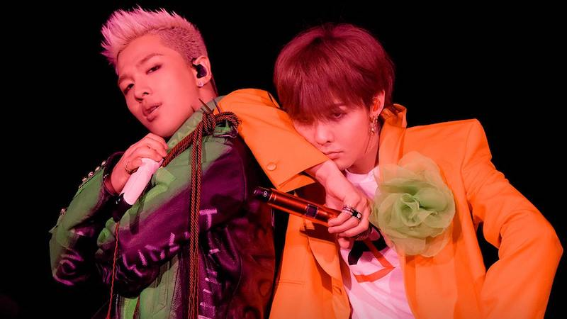 YG Entertainment Addresses G-Dragon and Taeyang's Upcoming Military Enlistment