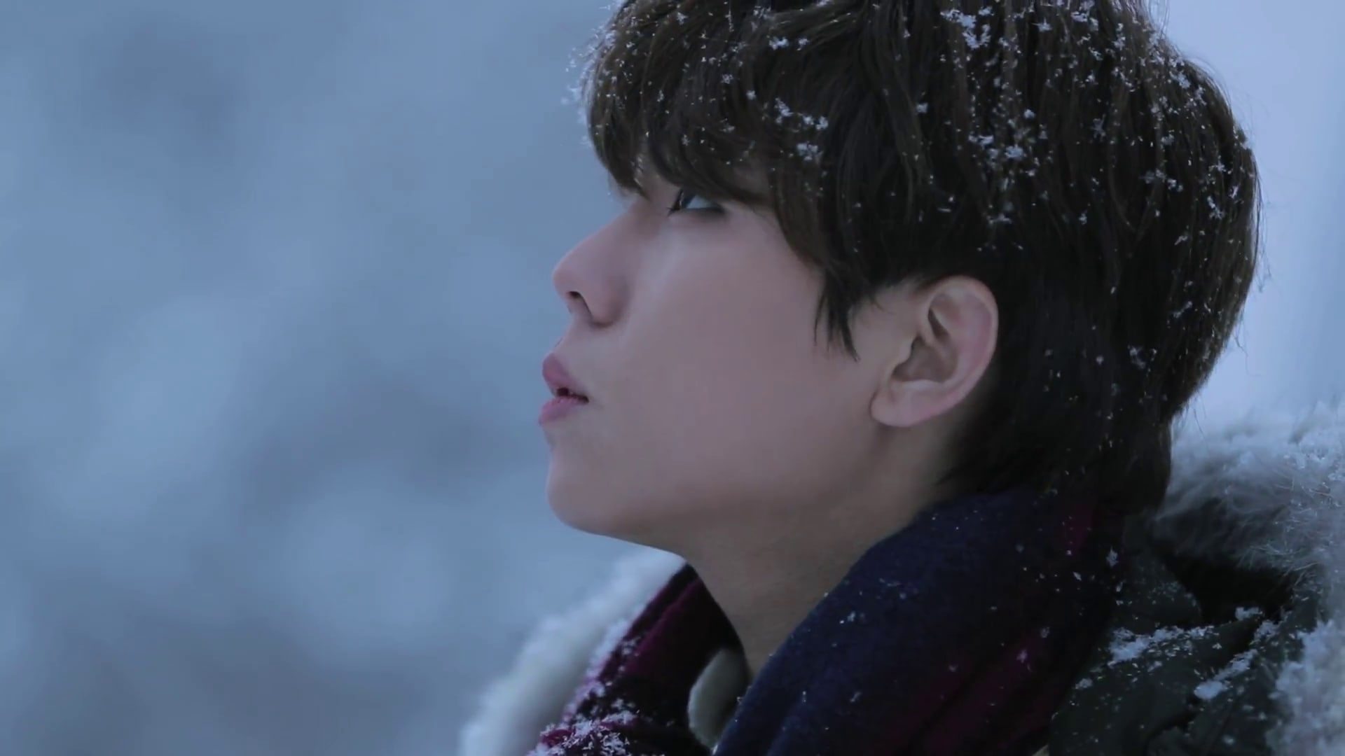 """Watch: Jung Seung Hwan Sings Of """"The Snowman"""" In MV For New Track With Lyrics By IU"""