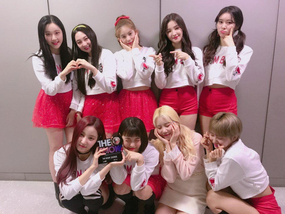 "Watch: MOMOLAND Takes 3rd Win For ""BBoom BBoom"" On ""The Show,"" Performances By JBJ, Chungha, And More"