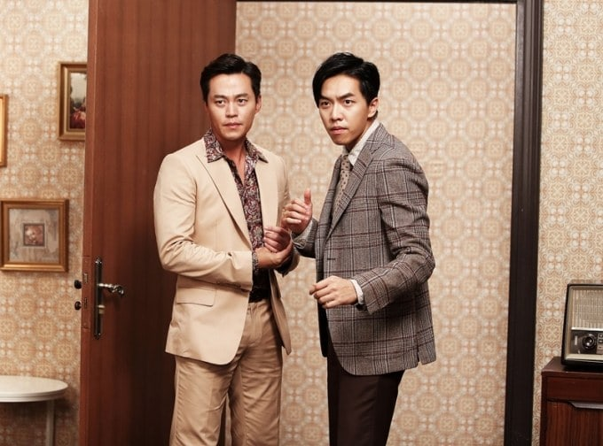 "Lee Seo Jin Sends Lee Seung Gi A Coffee Truck On Set Of ""Hwayugi"""