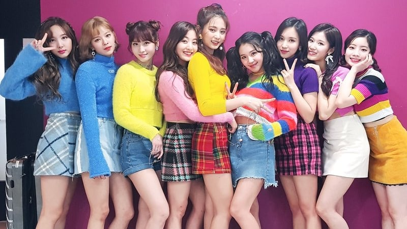 twice chooses memorable moments from 2017 and looks ahead to 2018