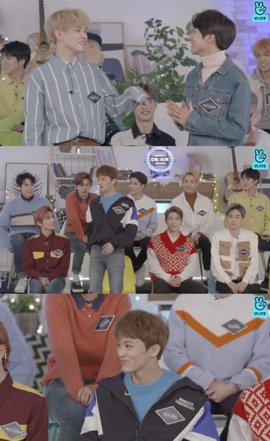 NCT Holds A Fun Live Broadcast With All 18 Members For The First