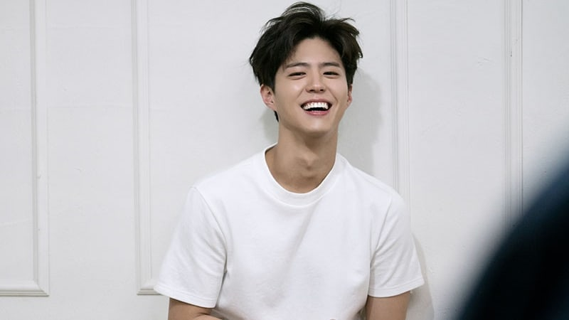 Park Bo Gum Announces First Fan Meetings Of 2018