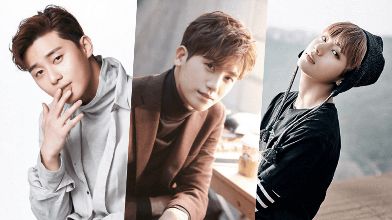 Park Seo Joon Shares Memory From Recent Trip With Park Hyung Sik And BTS's V