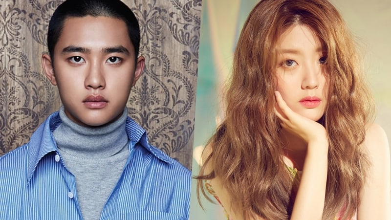 EXO's D.O. And Nam Ji Hyun In Talks To Lead Upcoming Drama