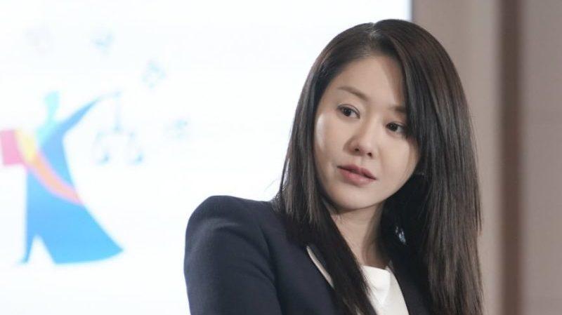 Go Hyun Jung Announces Departure From Return