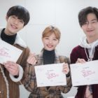 Ahn Hyo Seop, Kim Yoo Jung, And Song Jae Rim's Upcoming Drama Holds First Script Reading